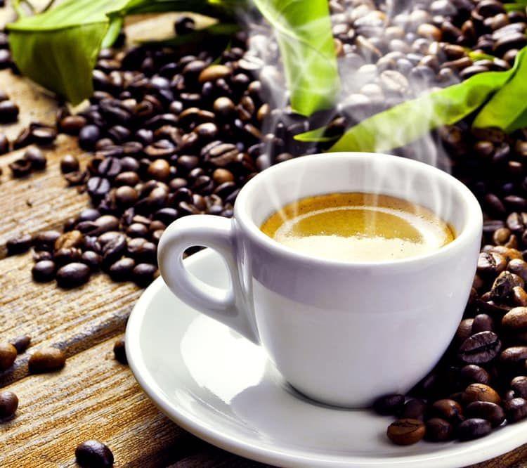 Koffie er bij?