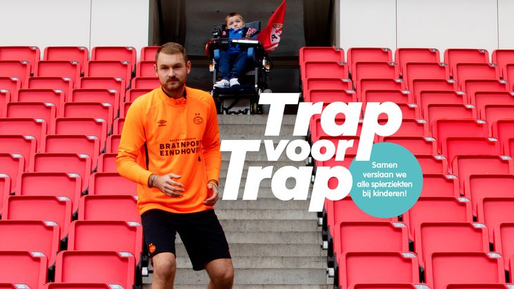 Spieren voor Spieren Trap Voor Trap (PSV Stadion)